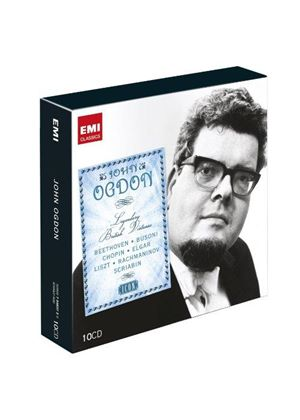 ICON John Ogdon (Music CD)