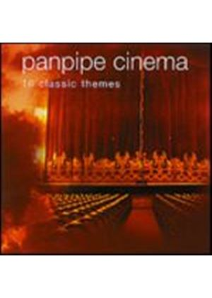 Various Artists - Panpipe Cinema (Music CD)