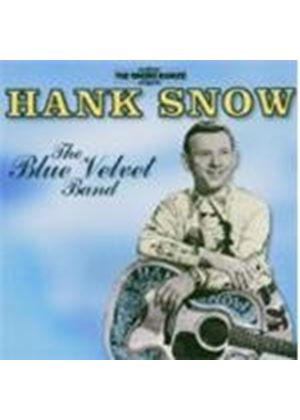 Hank Snow - BLUE VELVET BAND
