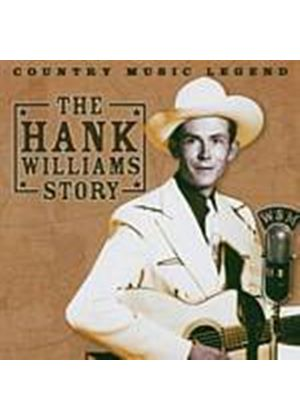 Hank Williams - The Hank Williams Story (Music CD)