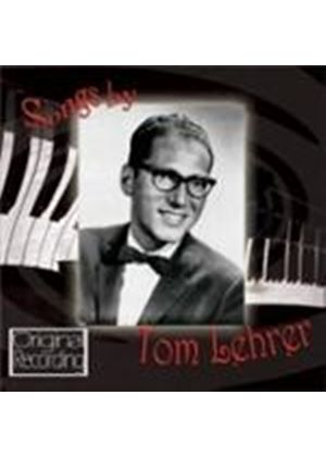 Tom Lehrer - Songs By Tom Lehrer (Music CD)