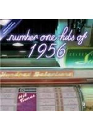 Various Artists - Number One Hits Of 1956 (Music CD)