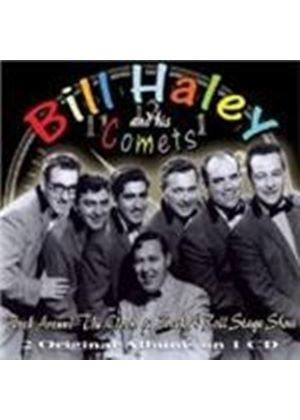 Bill Haley And His Comets - Rock Around The Clock/Rock n Roll Stage Show (Music CD)
