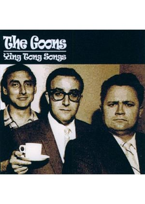 The Goons - Ying Tong Songs (Music CD)
