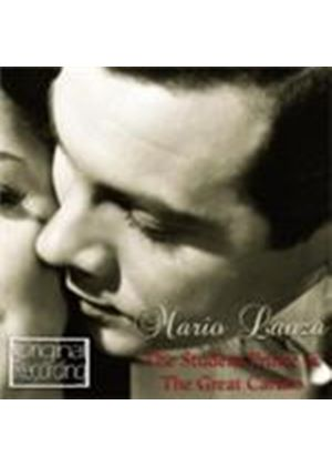 Mario Lanza - Studen Prince, The/The Great Causo (Music CD)
