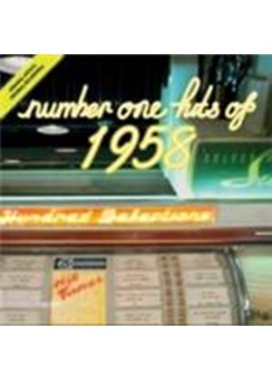 Various Artists - Number One Hits Of 1958 (Music CD)
