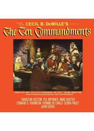 Various Artists - Ten Commandments (Music CD)
