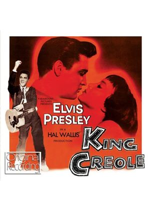 Elvis Presley - King Creole (Music CD)