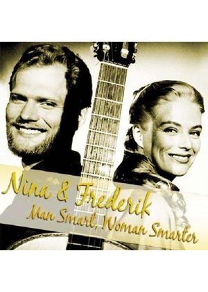 Nina & Frederik - Man Smart Woman Smarter (Music CD)