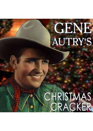 Gene Autry - Gene Autry's Christmas Cracker (Music CD)