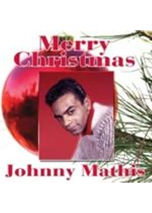 Johnny Mathis - Merry Christmas (Music CD)