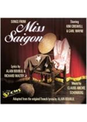 Various Artists - Songs From Miss Saigon (Music CD)