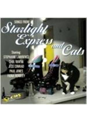 Various Artists - Songs From Starlight Express And Cats (Music CD)