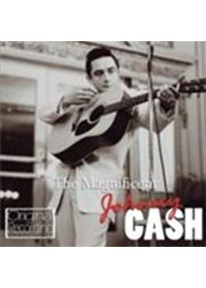 Johnny Cash - Magnificent Johnny Cash, The (Music CD)