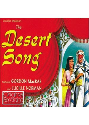 Oscar Hammerstein II & Otto Harbach - Desert Song, The (Music CD)