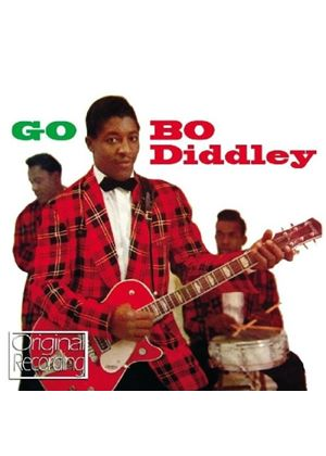 Bo Diddley - Go Bo Diddley (Music CD)