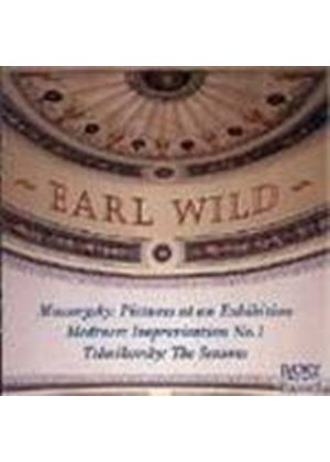 Earl Wild plays Russian Piano Works