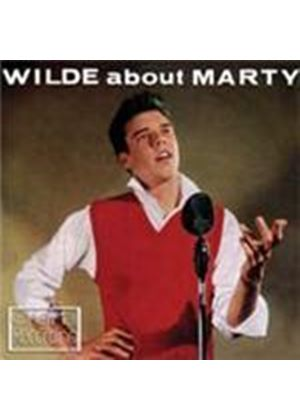Marty Wilde - Wilde About Marty (Music CD)