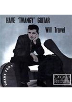 Duane Eddy - Have Twangy Guitar Will Travel (Music CD)