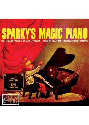 Henry Blair - Sparky's Magic Piano (Music CD)