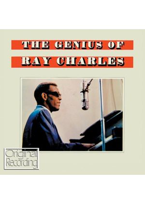 Ray Charles - Genius Of Ray Charles, The (Music CD)