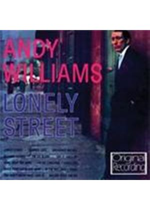 Andy Williams - Lonely Street (Music CD)