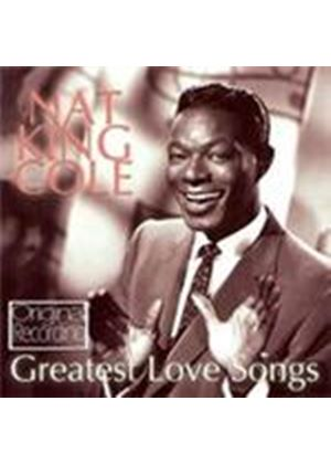 Nat 'King' Cole - Greatest Love Songs (Music CD)