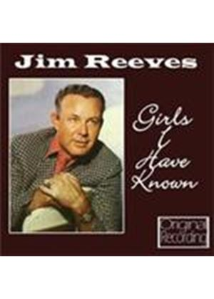 Jim Reeves - Girls I Have Known (Music CD)