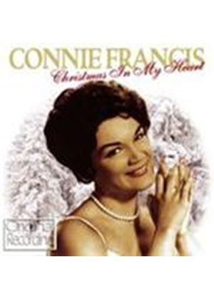Connie Francis - Christmas In My Heart (Music CD)