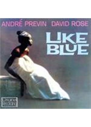 Andre Previn - Like Blue (Music CD)