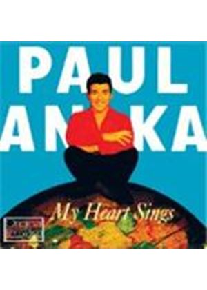 Paul Anka - My Heart Strings (Music CD)