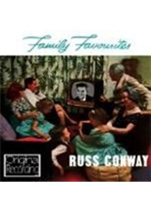 Russ Conway - Family Favourites (Music CD)