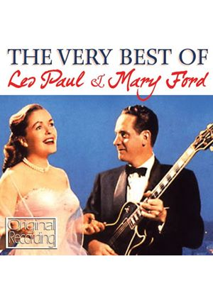 Les Paul & Mary Ford - Very Best Of Les Paul And Mary Ford, The (Music CD)