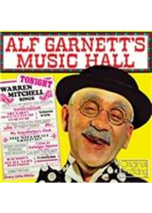 Warren Mitchell - Alf Garnett's Music Hall (Music CD)