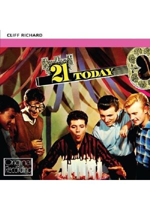 Cliff Richard - 21 Today (Music CD)