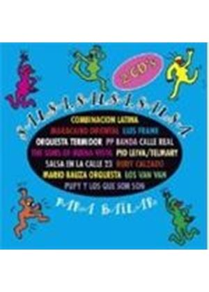 Various Artists - Salsa Salsa Salsa Para Bailar (Music CD)