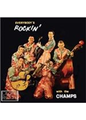 Champs (The) - Everybody's Rockin' with the Champs (Music CD)