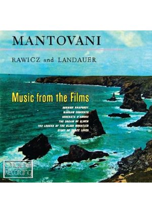Mantovani - Music from the Films (Music CD)