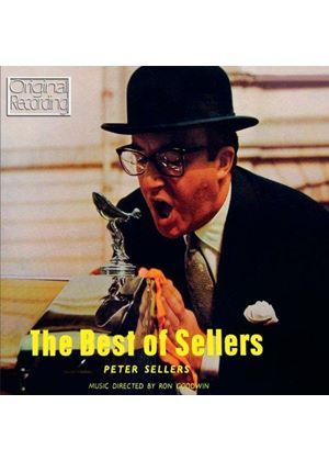 Peter Sellers - Best of Sellers (Music CD)