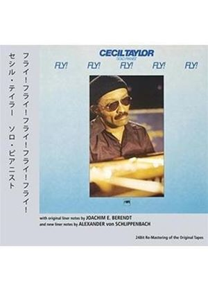Cecil Taylor - Fly! Fly! Fly! Fly! Fly! (Music CD)