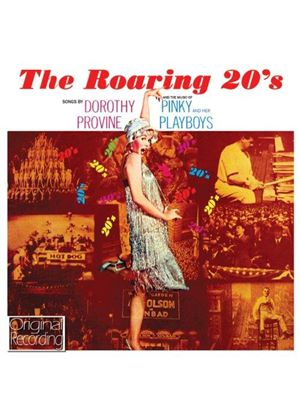 Dorothy Provine - Roaring 20s (Songs from the Warner Bros. Television Show/Original Soundtrack) (Music CD)