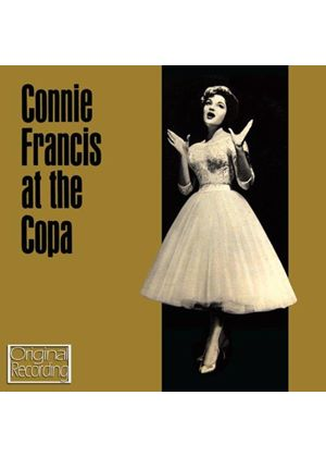 Connie Francis - At The Copa (Live Recording) (Music CD)