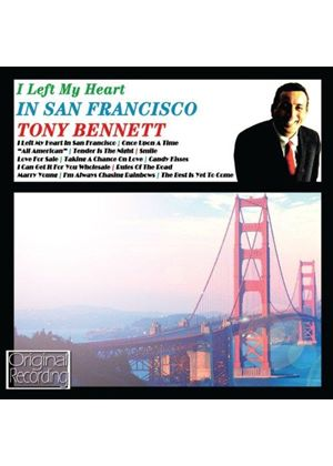 Tony Bennett - I Left My Heart in San Francisco (Music CD)