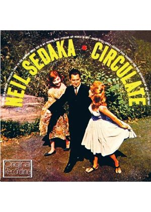 Neil Sedaka - Circulate (Music CD)
