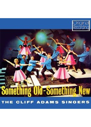 Cliff Adams - Something Old Something New (Music CD)