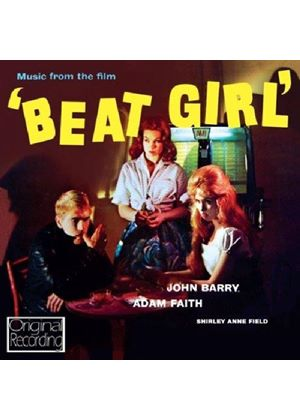Adam Faith - Beat Girl (Original Soundtrack) (Music CD)