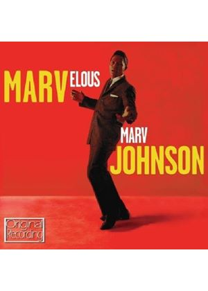 Marv Johnson - Marvelous Marv Johnson (Music CD)