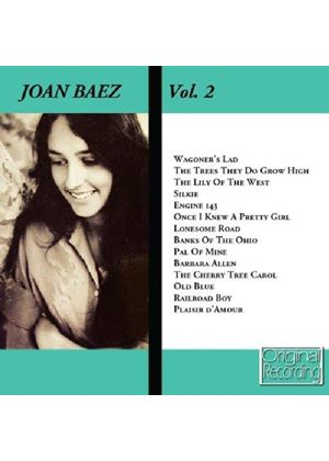 Joan Baez - Volume 2 (Music CD)
