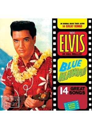 Elvis Presley - Blue Hawaii (Original Soundtrack) (Music CD)