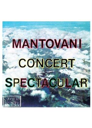 Mantovani - Concert Spectacular (Music CD)
